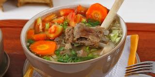 Resep Masakan Sop Kambing Lezat Gurih Dan Sederhana