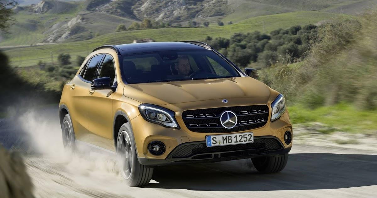 Mercedes-Benz GLA 2018: fotos e especificações oficiais