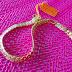 SOLD Rantai Tangan Snakeskin 7.57g u112 19cm 0.5cm