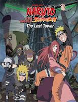 Naruto Shippuden 4: La torre perdida