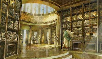 Βιβλιοθήκη Αλεξάνδρειας: Ένα Αβάσταχτο Ψέμα