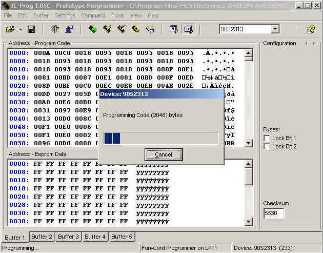 icprog para windows vista