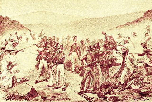 Lukisan Perang Padri