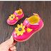 Giày hoa nhí trẻ em bán buôn