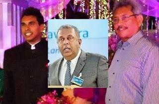 Mangala Samaraweera - Gotabaya Rajapaksa's Son