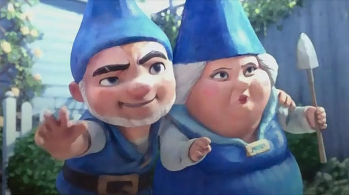 Small Size High Quality Movie Gnomeo And Juliet 2011 Ts 300 Mb