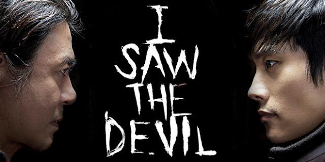 I saw the devil 2010 movie poster