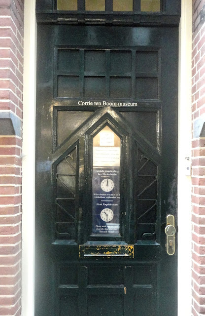 A casa de Corrie Ten Boom Haarlem o que ver na Holanda