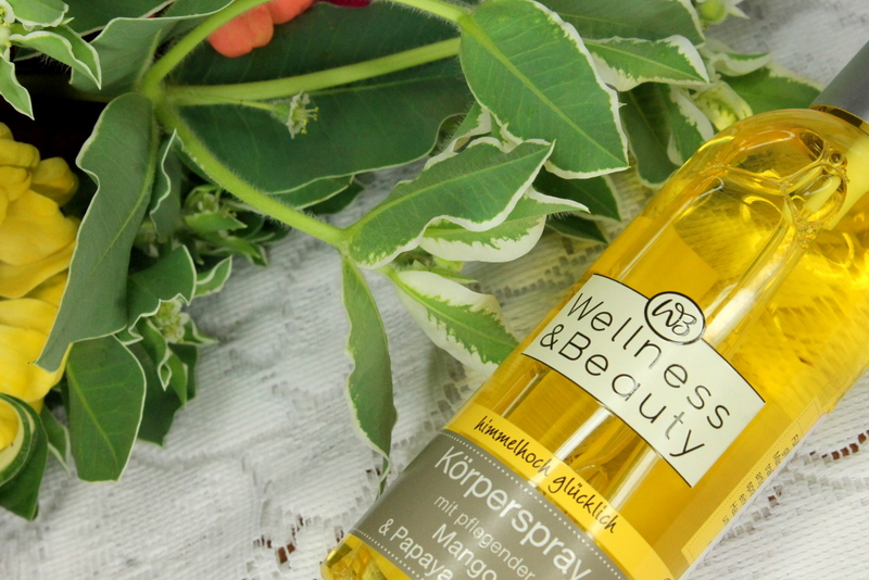 Wellness & Beauty spray do ciała