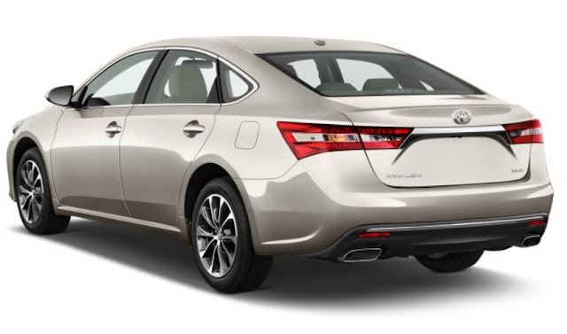 Toyota Avalon 2017 Redesign