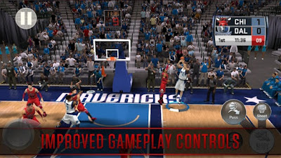 Nba 2K18 v37.0.3 Mod Apk+Data (Unlimited Money)