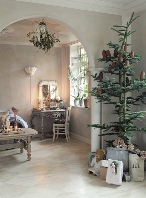 Sparse Christmas Tree Types.An Urban Cottage A Different Tree