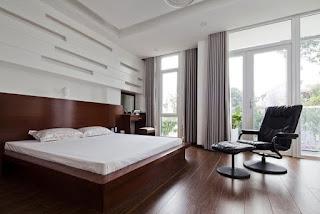 Miệng gió thiết kế sang trọng trong phòng ngủ