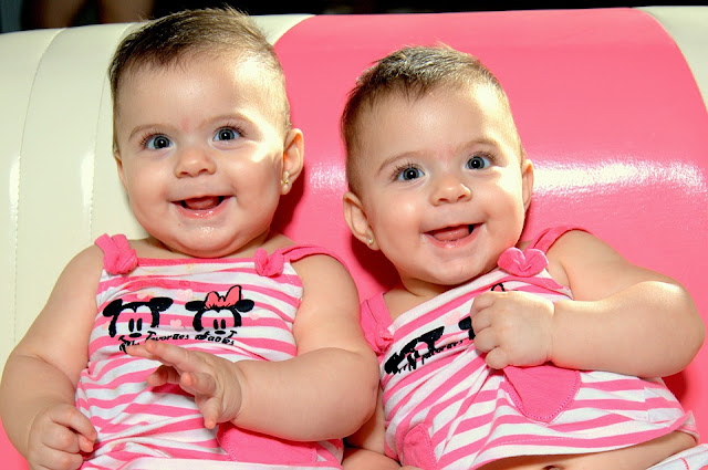 Image: Smiling Baby  Twins, by Badelcap on Pixabay