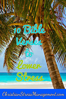 10 Bible verses to lower stress