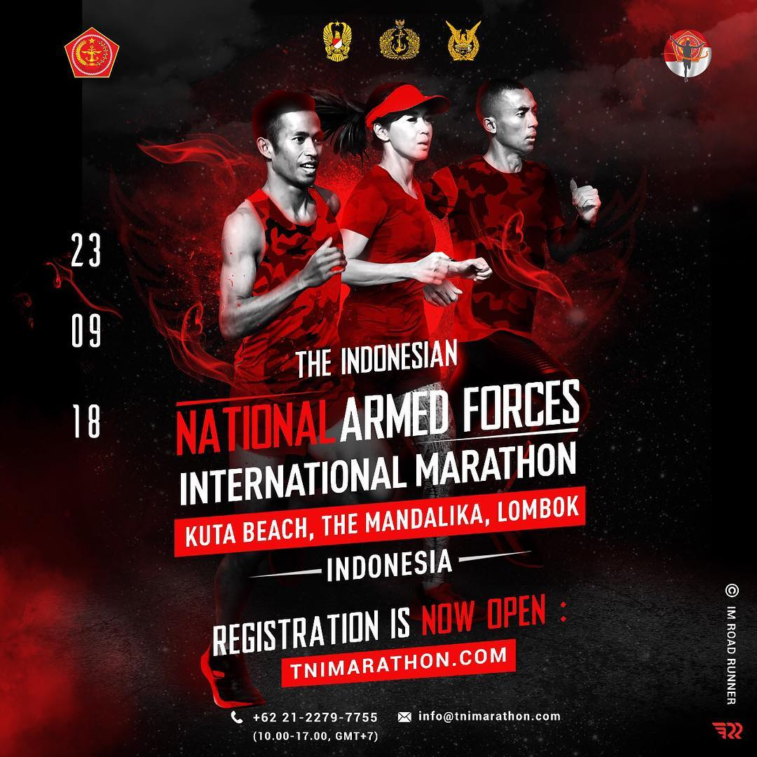 TNI Marathon • 2018