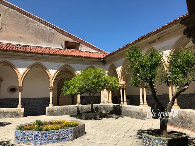Convento de Cristo de Tomar Claustro del Cementerio