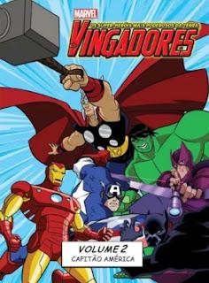 Assistir Os Vingadores: Vol. 2 Capitão América – Dublado