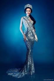 Baju Kebaya Anggun Putri Indonesia Mewah