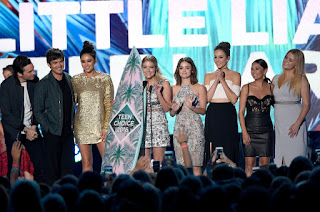 Teen Choice Awards 2016 Pretty Little Liars