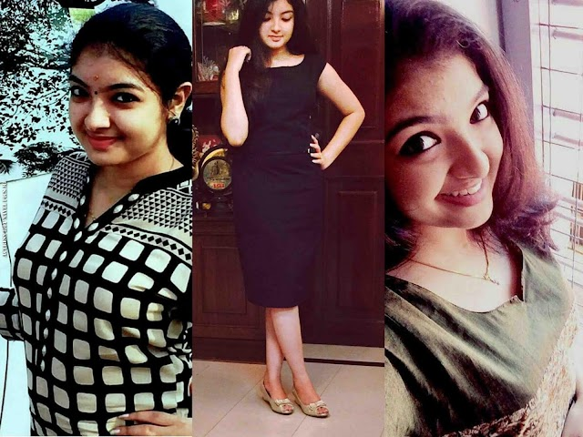 Malavika Nair Ammu Hot Instagram Photos