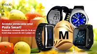 Castiga 5 produse din gama wearable devices de la Evolio
