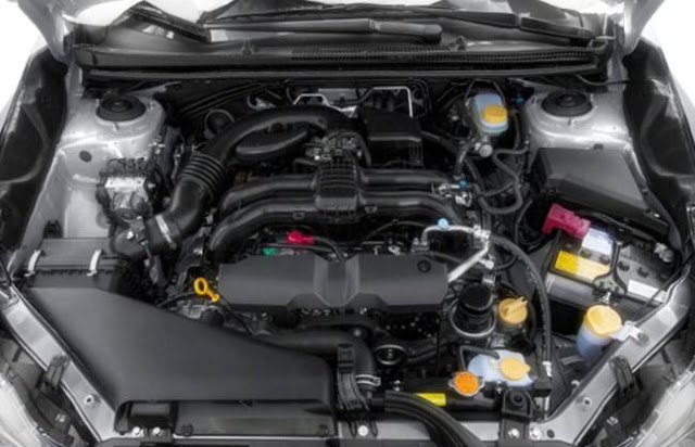 2017 Subaru Exiga Redesign