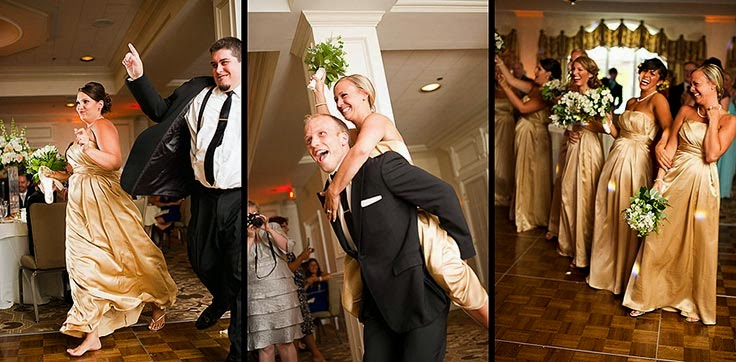 The Reception Excited When Your Guests See You And Wedding Party Having A Great Time They Will Be So Much More Eagerly
