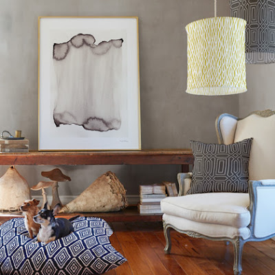 how to design an eclectic home, bold design choices, fabric patterns and colors from minted.com