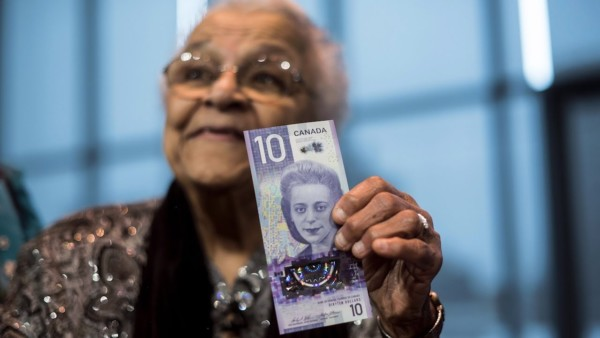 Black Civil Rights Activist Viola Desmond to appear on Canada's $10 Note