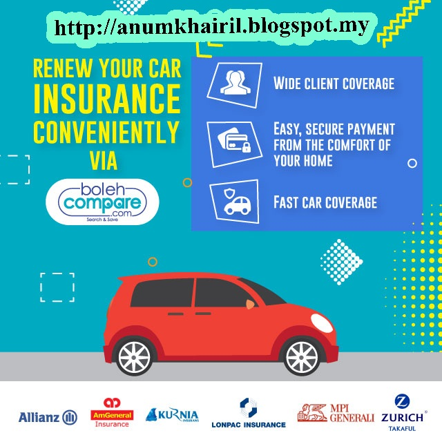 BolehCompare - Renew Car Insurance