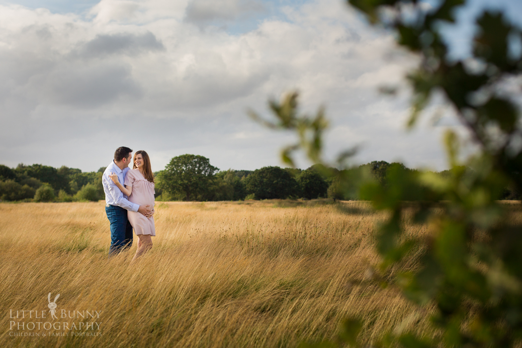 maternity photographer on location in London