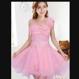 toko dress murah bandung jual dress polo murah