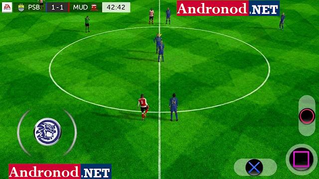 FTS Mod Fifa 17 Themes PERSIB Apk+Data by Ach Fachrizal