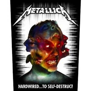 Metallica - Hardwired... to Self-Destruct (2016) Full Album 320 Kbps