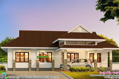 New Mode Kerala Abode Design