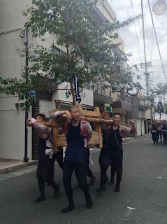 shimoda august festival