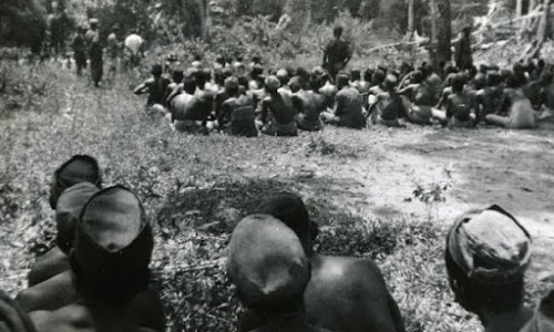 Koleksi Foto Pembantaian Westerling di Barru