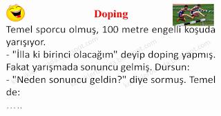 Doping - Temel fıkraları - Komikler Burada