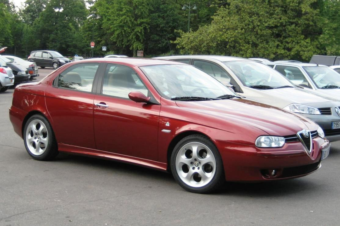 2002 alfa romeo 156 1 8 twin spark related infomation specifications weili automotive network. Black Bedroom Furniture Sets. Home Design Ideas