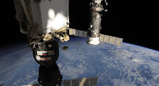 Russian Soyuz Spacecraft Successfully docked at ISS