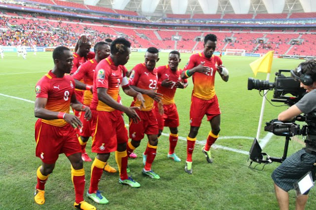Media Accreditation for Egypt vs Ghana World Cup qualifier