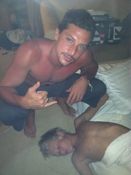 Simon Rex Masturbation Video 114