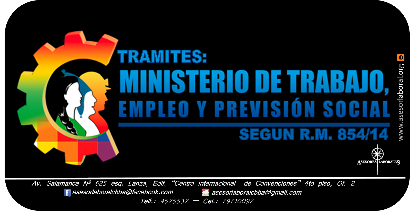 Requisitos para la visaci n contratos detrabajo para for Ministerio del inter