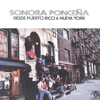DESDE PUERTO RICO A NUEVA YORK - SONORA PONCEÑA (1972)