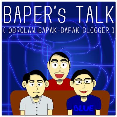 Bapers Talk: Ruang Sendiri Seorang Bapak