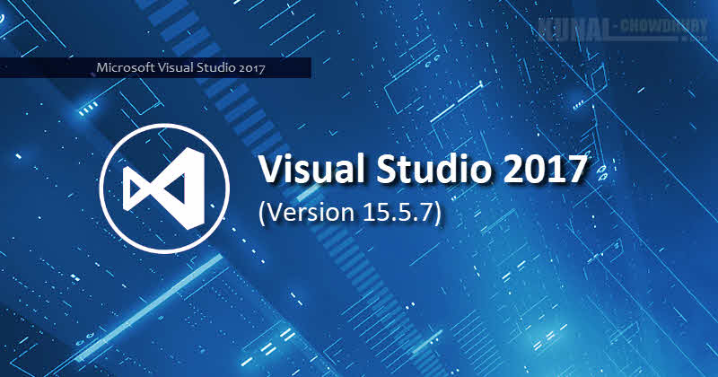 An update to Visual Studio 2017 (version 15.5.7) is now available