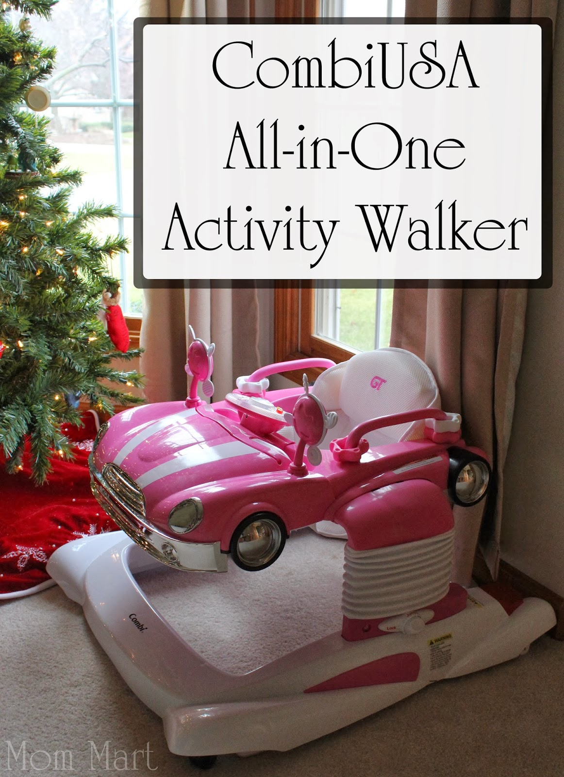 Mom Mart A Great T For Baby The Combiusa All In One Activity Walker Review