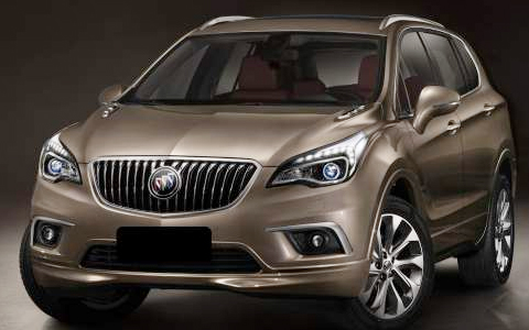 2017 Buick Anthem Specs, Engine expectations