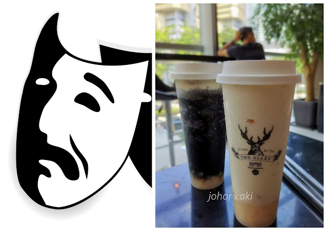 The Alley Bubble Tea Craze. The Devil is more Interesting while the Angel is a bit too Sweet for me